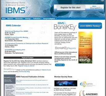 International Bone Mineral Society