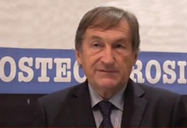 Giancarlo Isaia nuovo presidente della SIOMMMS