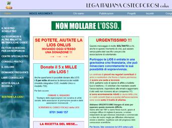 Lega Italiana Osteoporosi