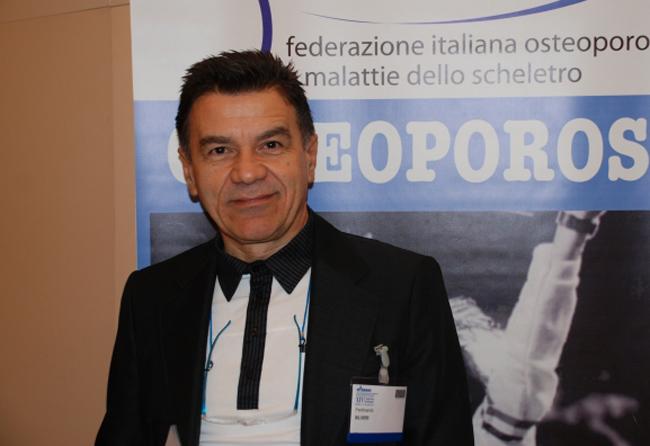 Un premio giornalistico per conoscere meglio l'osteoporosi. Intervista a Ferdinando Silveri