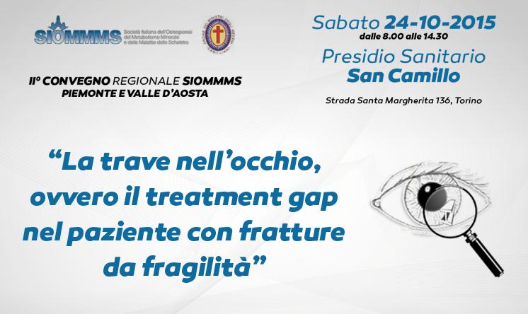 Prevenzione secondaria in caso di fragilità ossea, a Torino un convegno sui gap da colmare