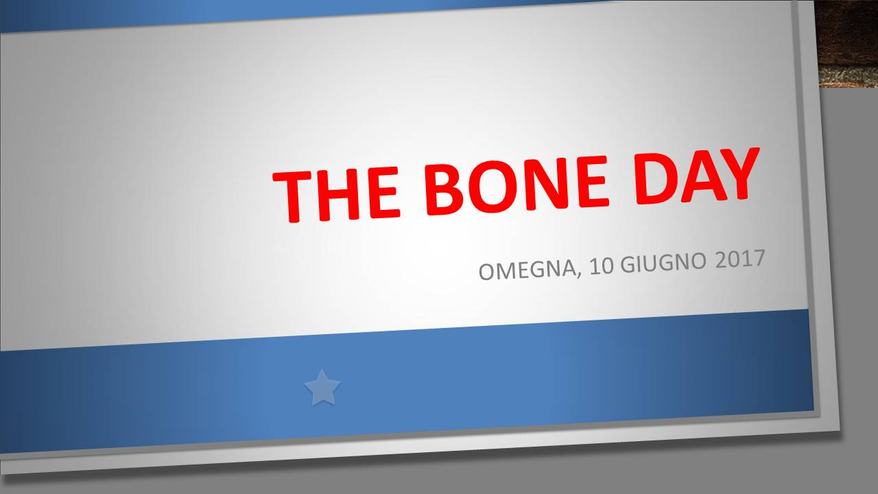 The bone day