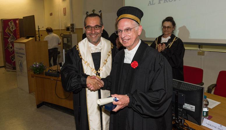 Dottorato honoris causa in Scienze Cliniche e Translazionali a John Paul Bilezikian