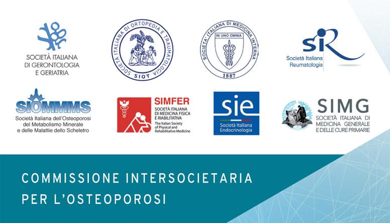 Linee Guida sull'Osteoporosi: 8 società scientifiche unite per un approccio comune