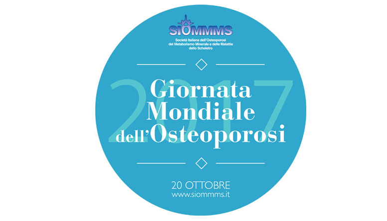 Giornata Mondiale dell'Osteoporosi, SIOMMMS si prepara