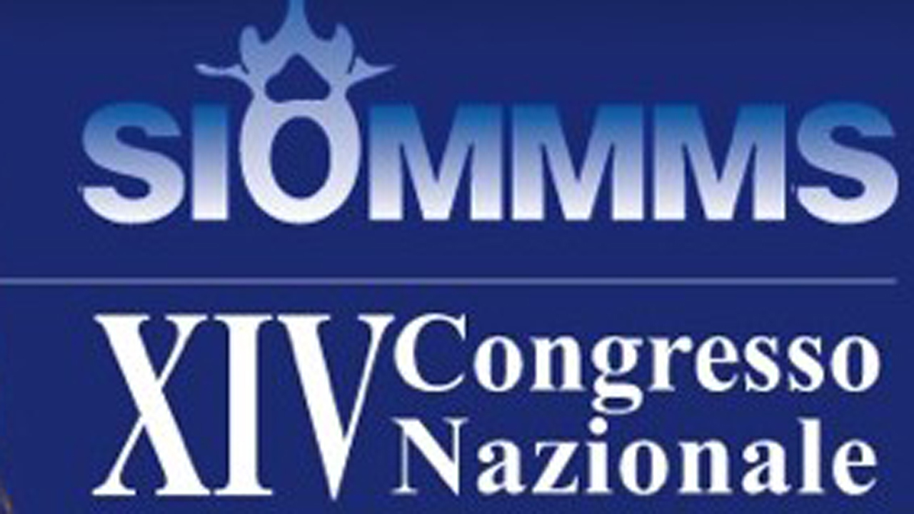 Congresso SIOMMMS 2014