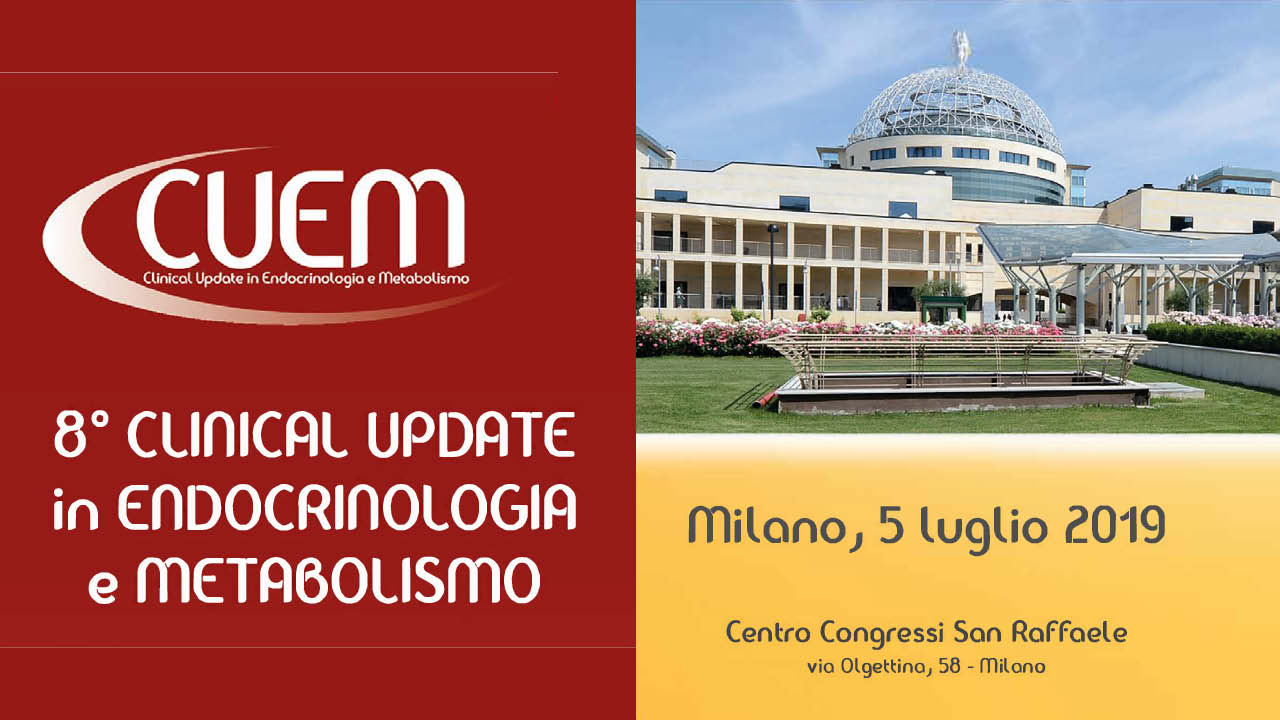 8° Clinical Update in Endocrinologia e Metabolismo (CUEM)