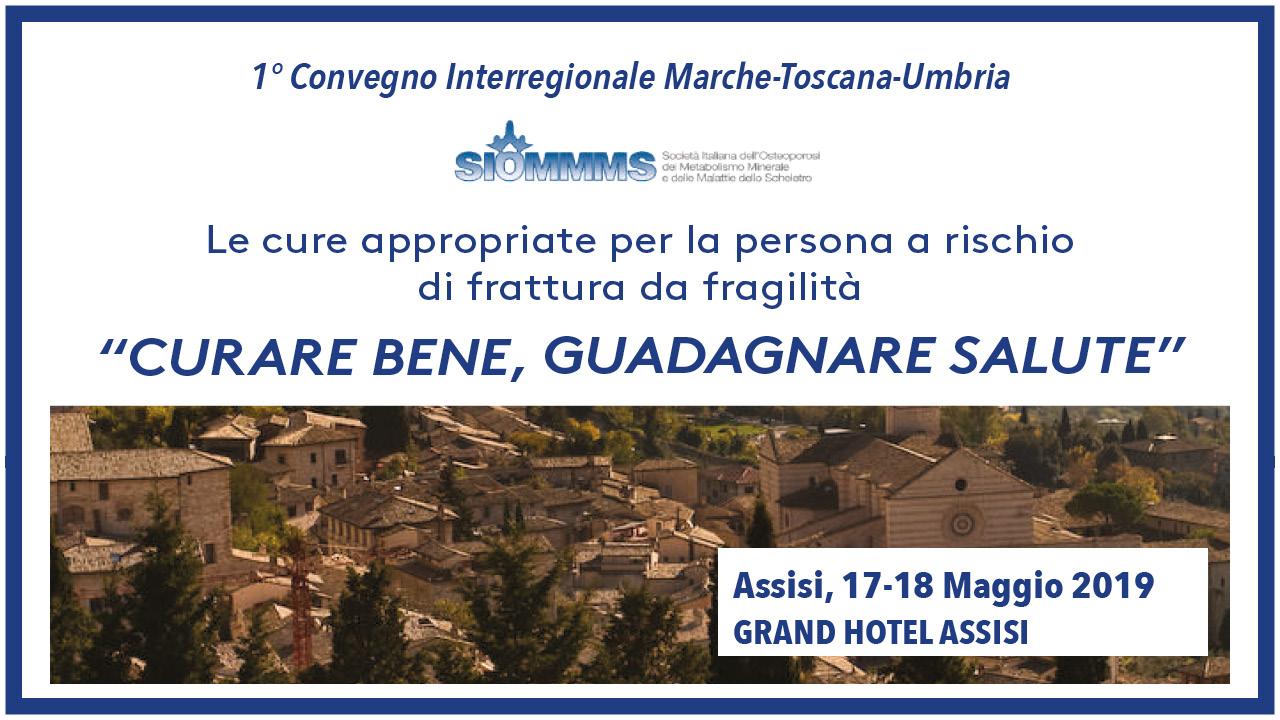 I Convegno Interregionale Marche-Toscana-Umbria