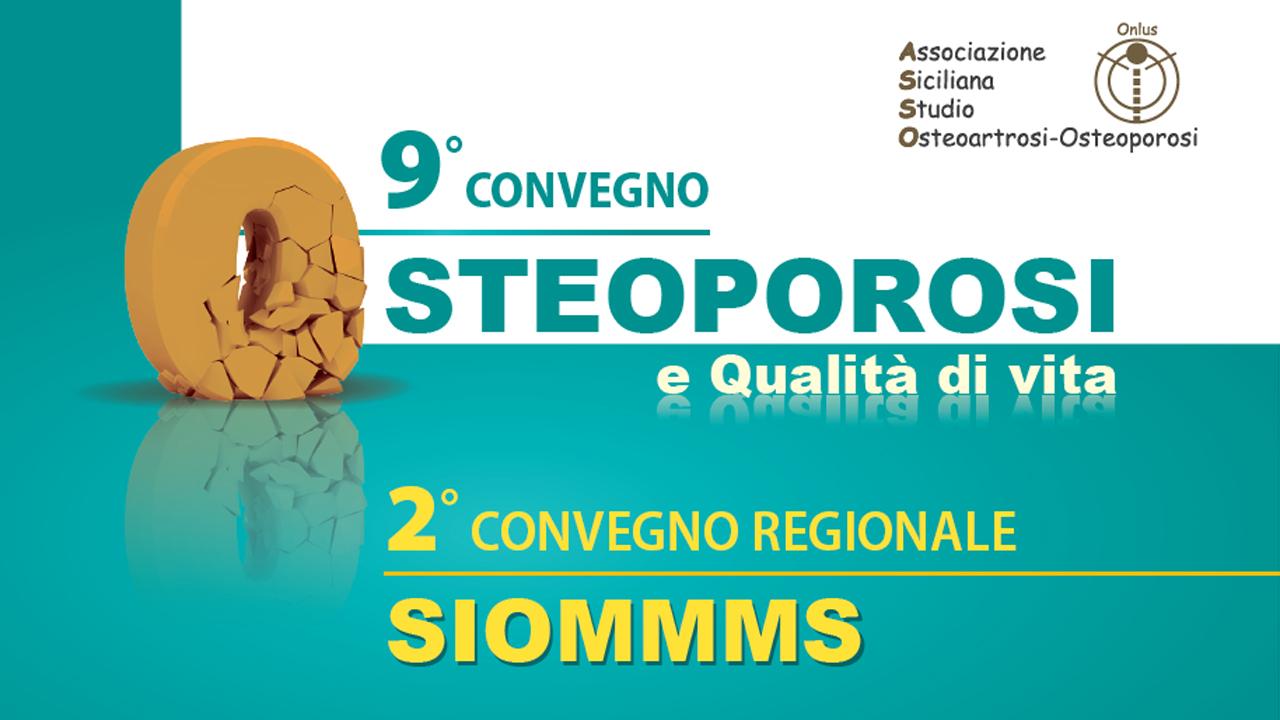 9° Convegno Osteoporosi e qualità di vita