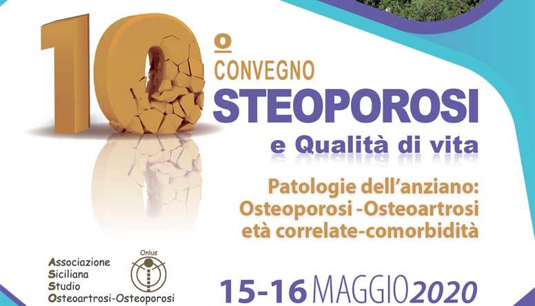 10° Convegno Osteoporosi