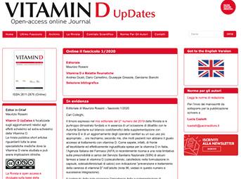 Vitamin D UpDates