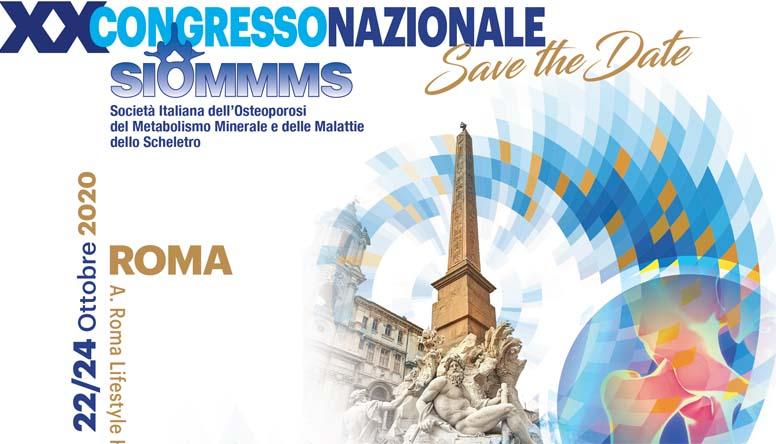 XX Congresso Nazionale SIOMMMS 2020