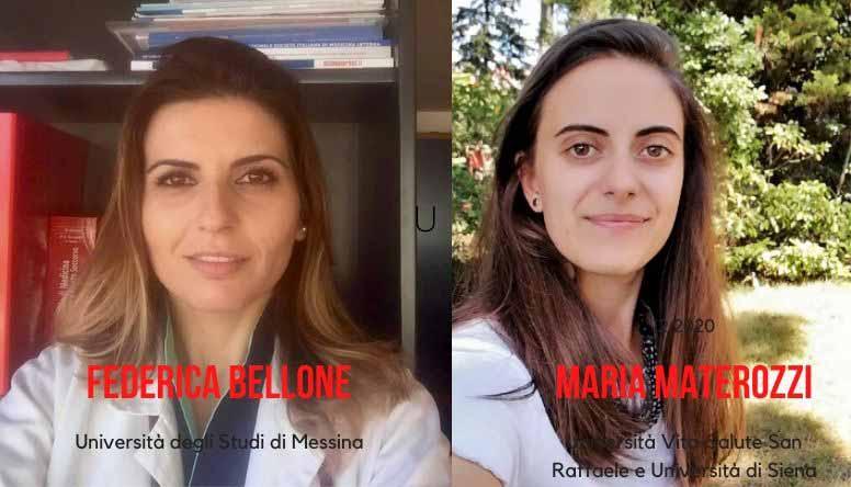 Nuove coordinatrici del gruppo YES: Dott.ssa Federica Bellone e Dott.ssa Maria Materozzi, Benvenute!