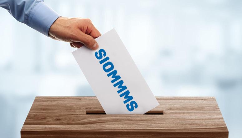 Rinnovo del Consiglio Direttivo SIOMMMS